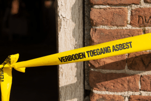 Asbest zelf verwijderen