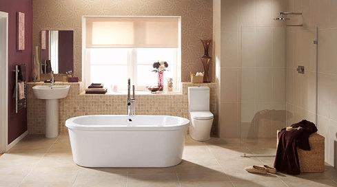 Badkamer aanleggen kosten 2018 - overzicht | OfferteAdviseur.nl