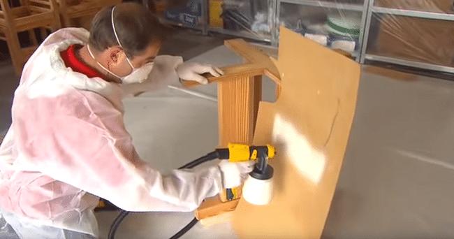 Checklist meubels laten spuiten