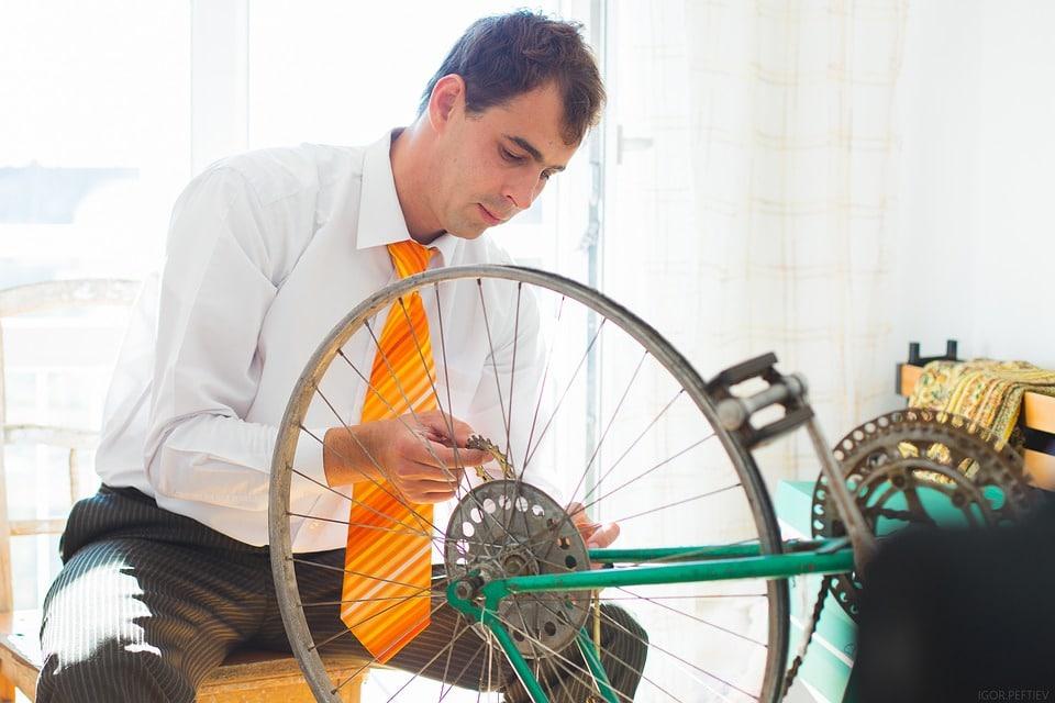 Kosten fiets reparatie