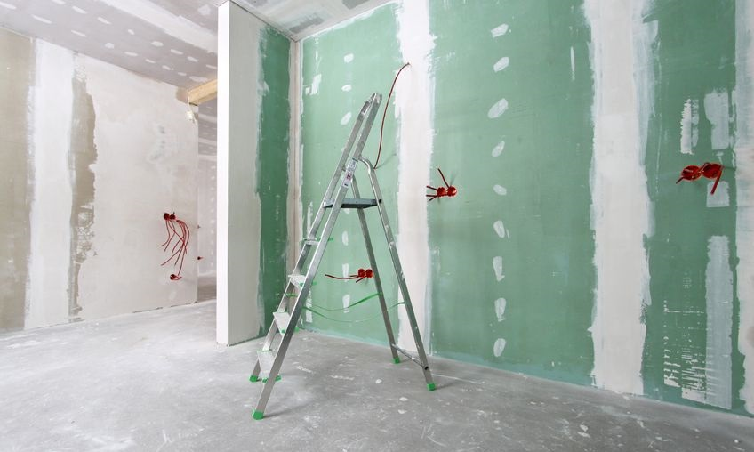 Badkamer Zolder Kosten : Kosten binnenwand plaatsen u overzicht offerteadviseur